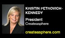 Kristin Petrovich-Kennedy, Createasphere