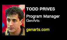 Digital Production Buzz - Todd Prives, GenArts