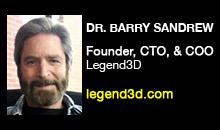 Digital Production Buzz - Barry Sandrew, Legend3D