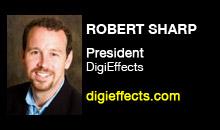 Digital Production Buzz - Robert Sharp, DigiEffects