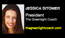 Digital Production Buzz - Jessica Sitomer, The Greenlight Coach