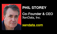 Phil Storey, XenData, Inc.