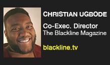 Digital Production Buzz - Christian Ugbode, The Blackline Magazine