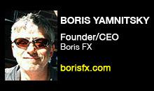 Digital Production Buzz - Boris Yamnitsky, Boris FX