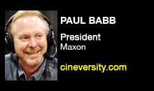 Paul Babb, Maxon