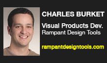 Digital Production Buzz - Charles Burket, Rampant Design Tools