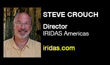 Digital Production Buzz - Steve Crouch, IRIDAS Americas