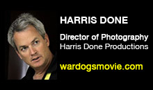 Digital Production Buzz - Harris Done, Harris Done Productions
