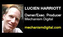 Digital Production Buzz - Lucien Harriott, Mechanism Digital
