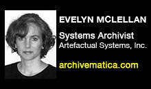 Digital Production Buzz - Evelyn Mclellan, Artefactual Systems, Inc.