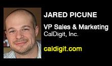 Digital Production Buzz - Jared Picune, CalDigit