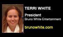 Digital Production Buzz - Terri White, Bruno White Entertainment