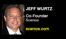 Digital Production Buzz - Jeff Wurtz, Scenios