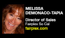 Digital Production Buzz - Melissa DeMonaco-Tapia, Fairplex