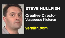 Digital Production Buzz - Steve Hullfish, Verascope Pictures