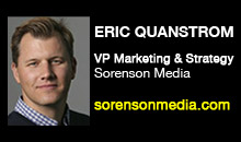 Digital Production Buzz, Eric Quanstrom, Sorenson Media