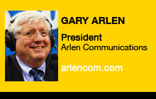 2011 NAB Show - Gary Arlen, Arlen Communications