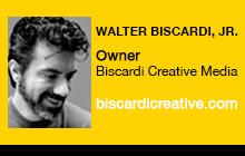 2012 NAB Show - Walter Biscardi, Biscardi Creative Media