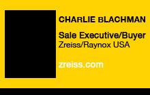 2011 DV Expo - Charlie Blachman, Zreiss & Associates/Raynox USA