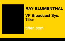 2011 DV Expo - Raymond Blumenthal, Tiffen