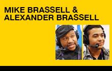 2012 NAB Show - Mike Brassell & Alexander Brassell, Rampant Media Design Tools