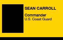 2011 GV Expo - Sean Carroll, US Coast Guard