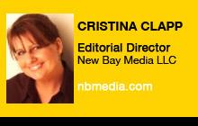 2011 DV Expo - Cristina Clapp, New Bay Media