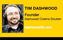 2012 NAB Show - Tim Dashwood, Dashwood Cinema Solution