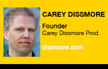 2012 NAB Show, Carey Dissmore, Carey Dissmore Productions, Inc.