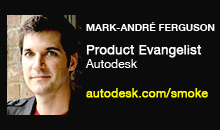 Digital Production Buzz - Mark-André Ferguson, Autodesk