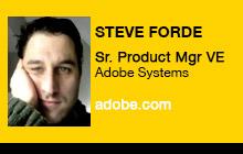 2012 NAB Show - Steve Forde, Adobe Systems
