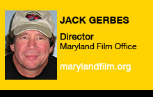 2011 GV Expo - Jack Gerbes, Maryland Film Office