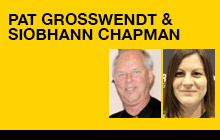 2012 NAB Show - Pat Grosswendt & Siobhann Chapman, LitePanels