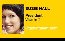 2012 SXSW - Susie Hall, Vitamin Talent