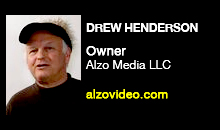 Digital Production Buzz - Drew Henderson, Alzo Media LLC