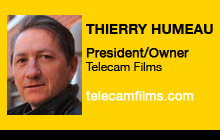 2011 GV Expo - Thierry Humeau, Telecam Films