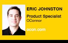 2012 NAB Show - Eric Johnston, OConnor