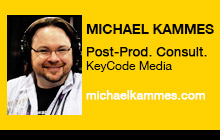 2012 NAB Show - Michael Kammes, Keycode Media