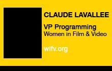 2011 GV Expo - Claude LaVallee, Women in Film & Video
