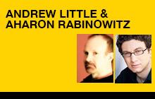 NAB Show 2012, Andrew Little & Aharon Rabinowitz, Red Giant Software