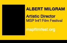 2012 Berlinale - Albert Milgram, MSP International Film Festival
