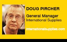 2012 NAB Show - Doug Pircher, International Supplies