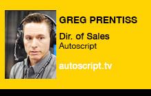 2012 NAB Show - Greg Prentiss, Autoscript