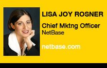 2012 SXSW - Lisa Rosner, NetBase
