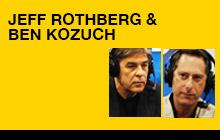 2012 NAB Show, Jeff Rothberg & Ben Kozuch, Future Media Concepts