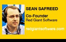 2012 SXSW - Sean Safreed, Red Giant