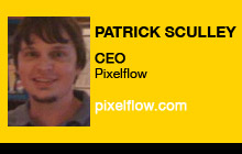 2011 DV Expo - Patrick Sculley, Pixelflow