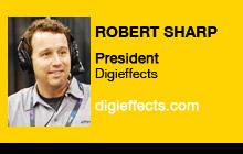 2011 NAB Show - Robert Sharp, Digieffects