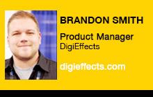 2012 NAB Show, Brandon Smith, DigiEffects