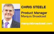 2012 NAB Show - Chris Steele, Marquis Broadcast